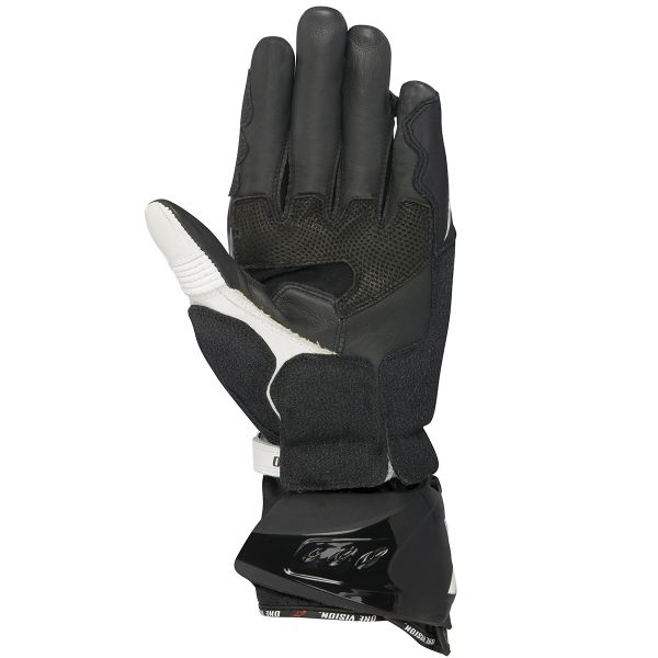 Alpinestars Supertech Black White