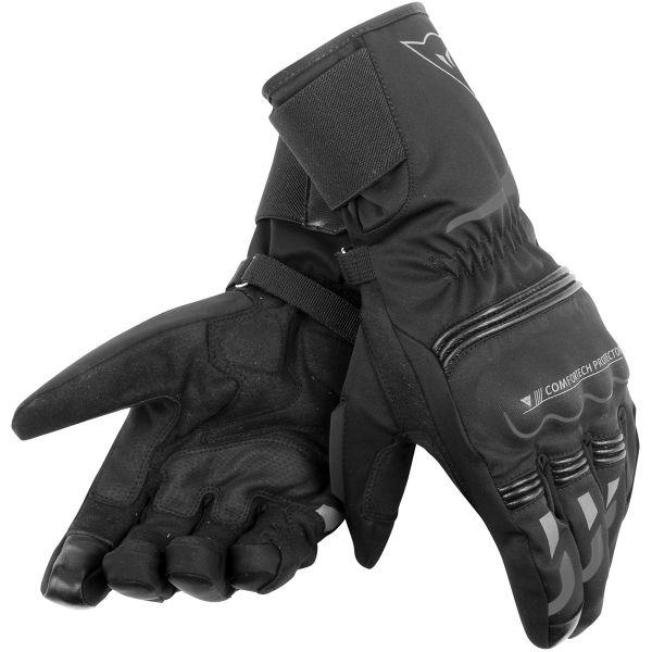Gants Moto Dainese Tempest Unisex D-Dry Long Black