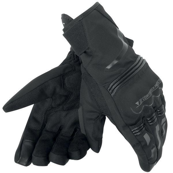 Gants Moto Dainese Tempest Unisex D-Dry Short Black