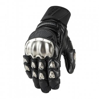Gants Moto ICON Timax Short Black