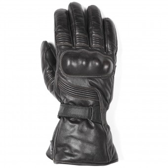 Gants Moto Helstons Titan Leather Black
