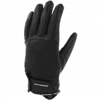 Gants Moto Motomod Trieste Black