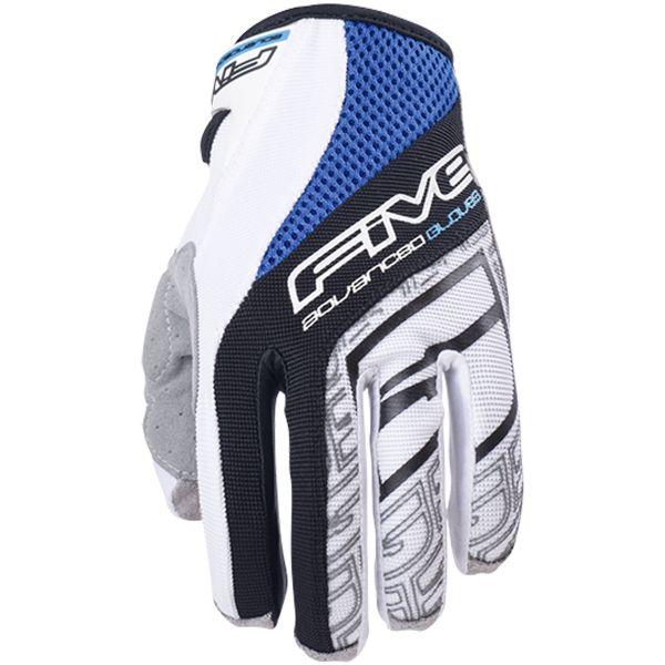 Gants Moto Five TRX Blue