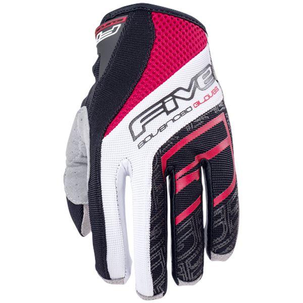 Gants Moto Five TRX Red