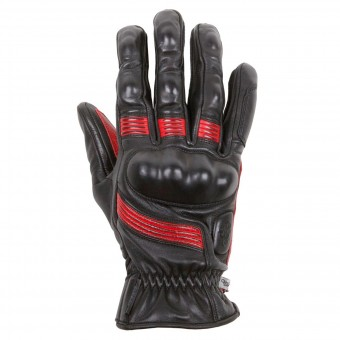 Gants Moto Helstons Vitesse Pro Summer Black Red