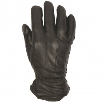 Gants Moto Helstons Walter Leather Black