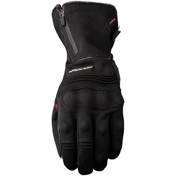 Gants Moto Five WFX City Long WP Black