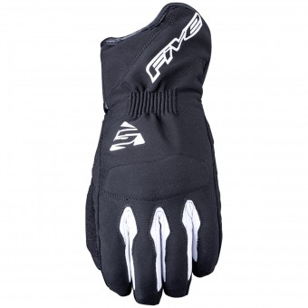 Gants Moto Five WFX3 WP Black White