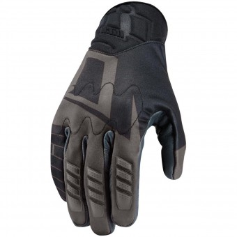 Gants Moto ICON Wireform Glove Black