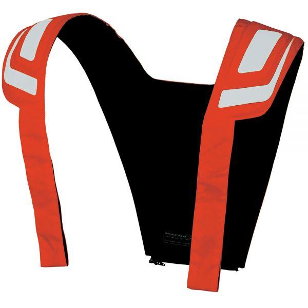 Gilet Moto Macna Vision Vest Neon Orange