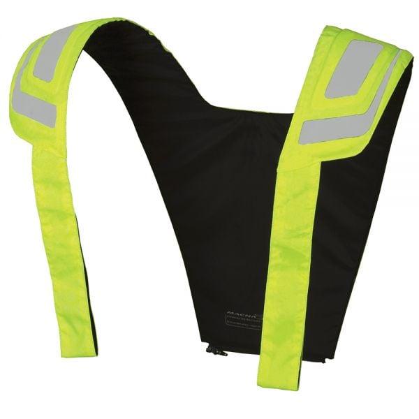 Gilet Moto Macna Vision Vest Neon Yellow