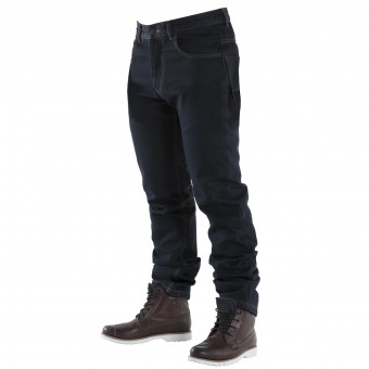 Jeans Moto Overlap Overhide Manx Raw
