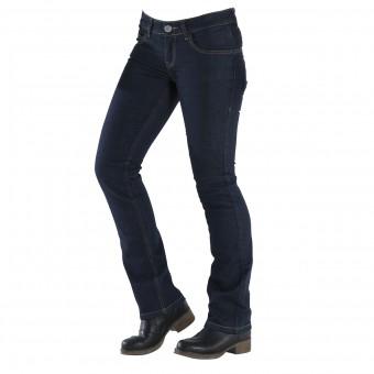 Jeans Moto Overlap Valencia Raw