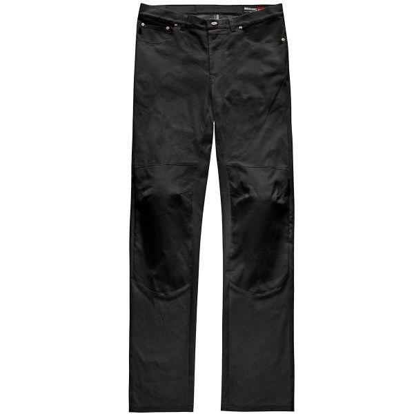 Jeans Moto Blauer Kanvas Black