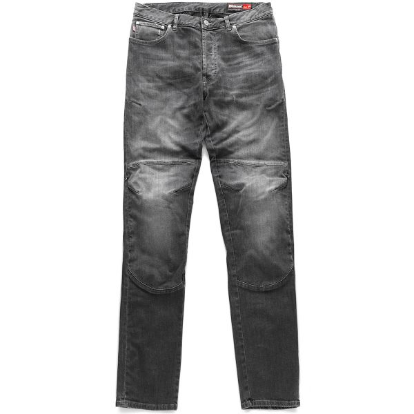 Jeans Moto Blauer Kevin Black Stone Washed