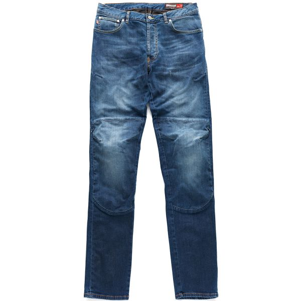 Jeans Moto Blauer Kevin Blue Stone Washed