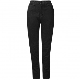 Jeans Moto Knox Roseberry Women Black