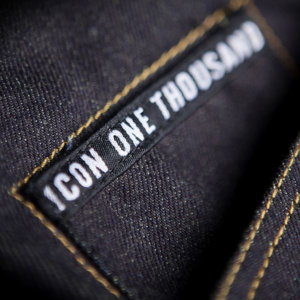 ICON 1000 Rouser Denim Dark Indigo