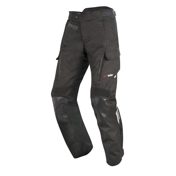 Pantalon Moto Alpinestars Andes V2 Drystar Black Pants