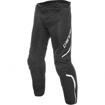 Pantalon Moto Dainese Drake Air D-Dry Black White