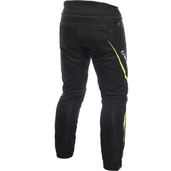 Dainese Drake Air D-Dry Black Yellow Fluo