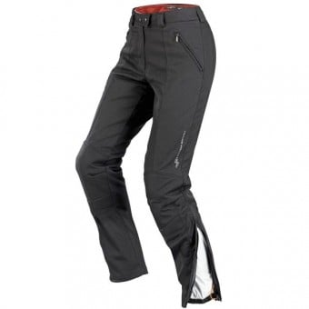Pantalon Moto Spidi Glance H2out Lady Noir