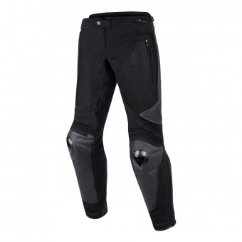 Pantalon Moto Dainese Mig Leather Pants Black