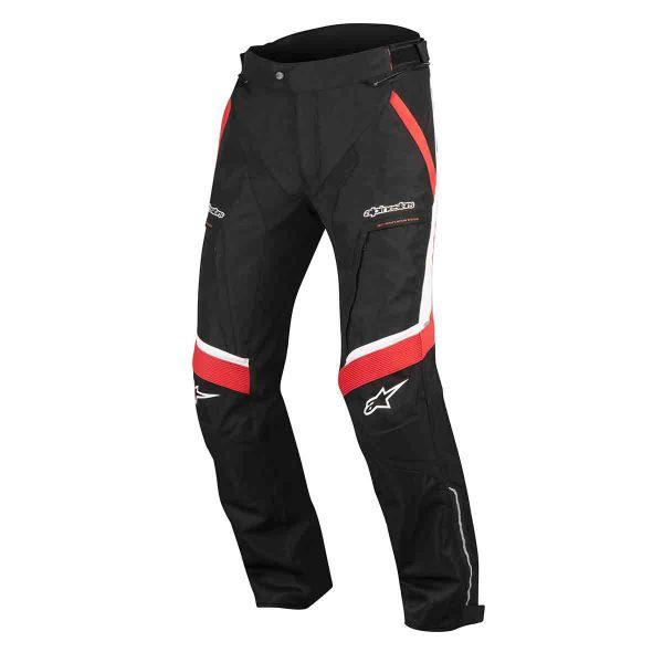 Pantalon Moto Alpinestars Ramjet Air Black Red White