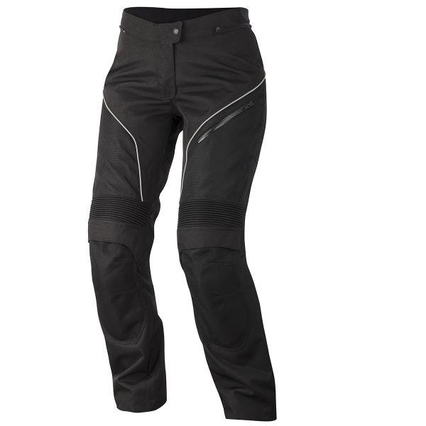 Pantalon Moto Alpinestars Stella AST-1 Drystar Black White