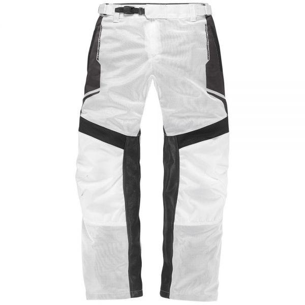 Pantalon Moto ICON Anthem 2 Mesh White