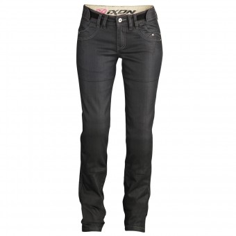 Jeans Moto Ixon Ashley Noir