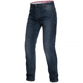 Pantalon Moto Dainese Bonneville Regular Denim 3D Washed