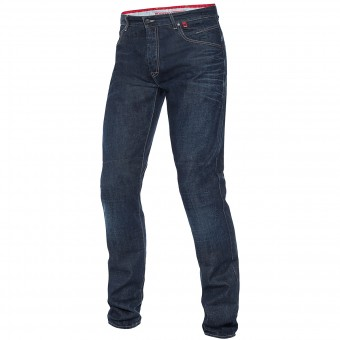Pantalon Moto Dainese Bonneville Slim Denim 3D Washed