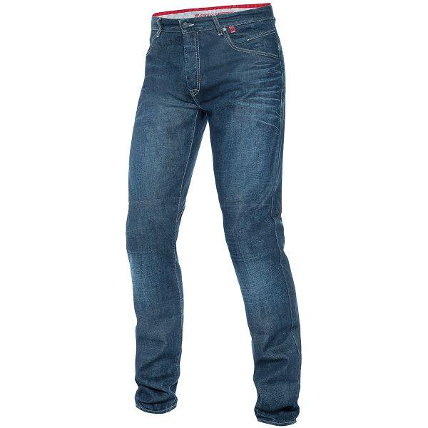 Pantalon Moto Dainese Bonneville Slim Denim Stone Bleached Used