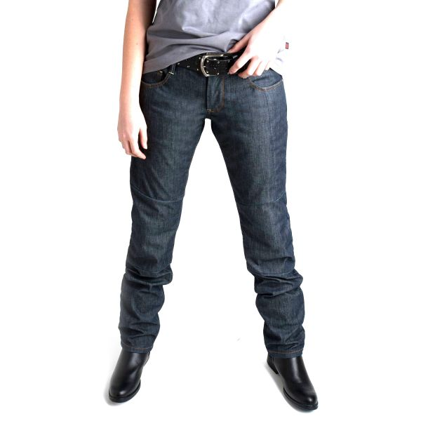 Pantalon Moto Esquad Clyde Waterproof Blue Black