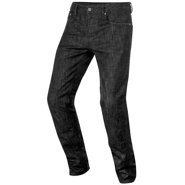 Jeans Moto Alpinestars Copper Pro Denim Black