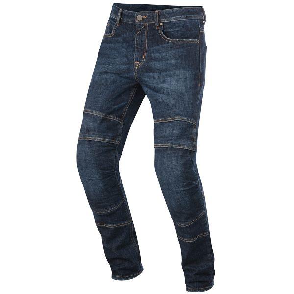 Jeans Moto Alpinestars Crank Pro Denim Dark Rinse