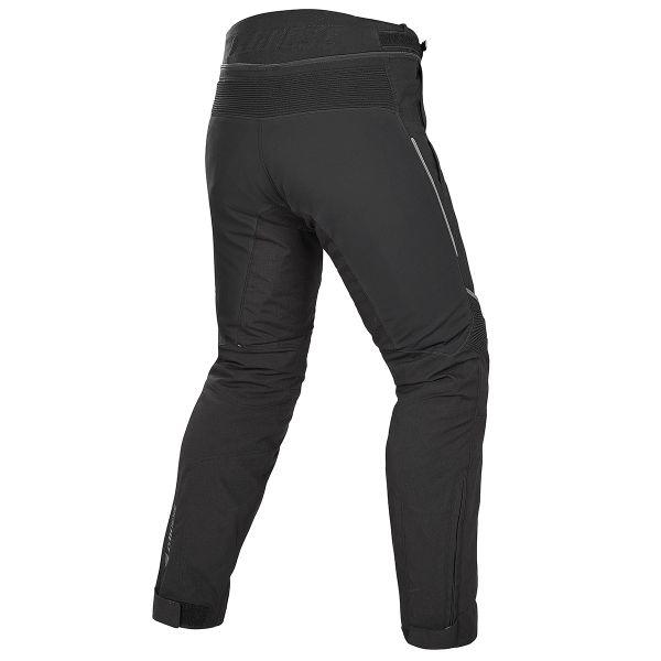 pantalon moto dainese d explorer gore tex black dark grey pant en stock. Black Bedroom Furniture Sets. Home Design Ideas