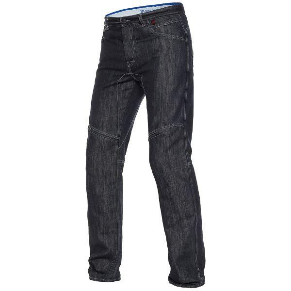 Pantalon Moto Dainese D1 Evo Denim Aramidic Black