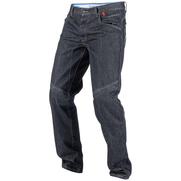 pantalon moto dainese d1 pred evo denim aramidic black au meilleur prix. Black Bedroom Furniture Sets. Home Design Ideas