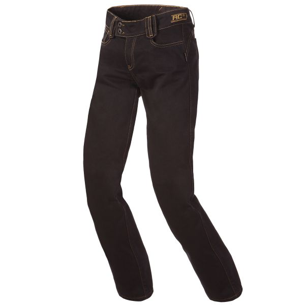 Jeans Moto Bering Lady Elton Noir