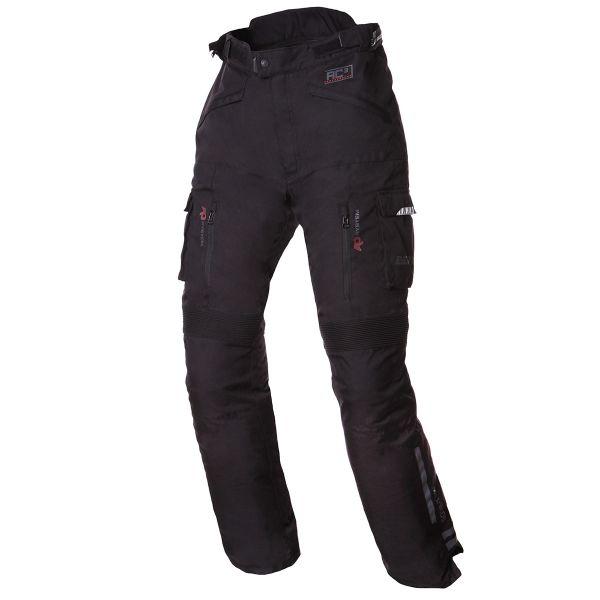 Pantalon Moto Bering Michigan Gore-Tex Black Pant