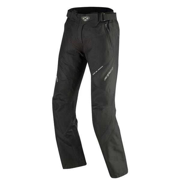 pantalon moto ixon amaris noir au meilleur prix. Black Bedroom Furniture Sets. Home Design Ideas