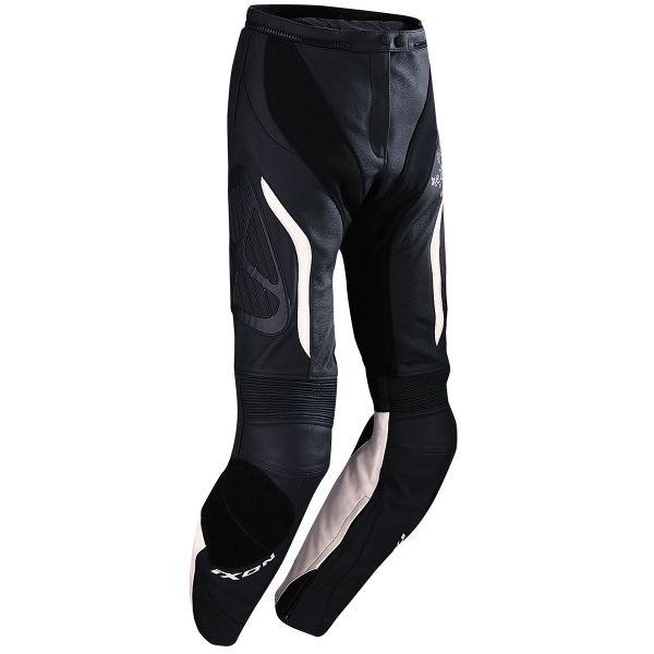 Pantalon Moto Ixon Prima Pant VX Black White
