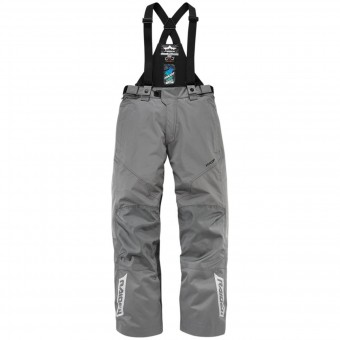 Pantalon Moto ICON Raiden DKR Monochromatic Grey Pant