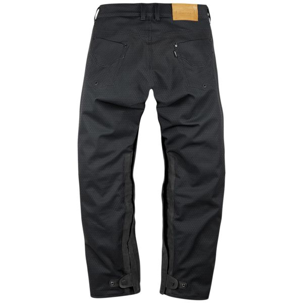 ICON Raiden UX Waterproof Pant Black