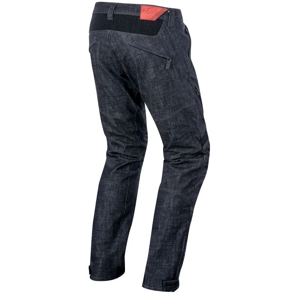 Alpinestars Riffs Tech Denim Raw Indigo