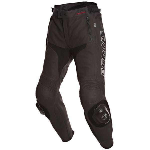 Pantalon Moto Bering Slide-R Black White