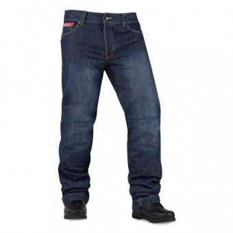 Pantalon Moto ICON Strongarm 2 Blue