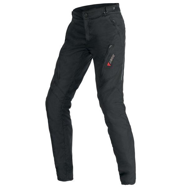 Pantalon Moto Dainese  Tempest Lady D-Dry Black Pant